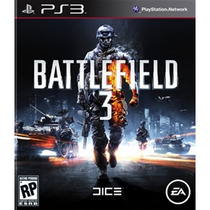 Ps3 Battlefield 3 [usado]
