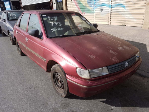 SUCATA VW POINTER GLI 1.8 ANO 1995 (SOMENTE PEÇAS)