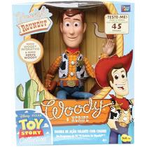 Boneco Xerife Woody Toy Story! Fala 45 Frases Frete Grátis!!