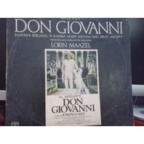 Disco De Vinil - Raridade - Ópera - Don Giovanni