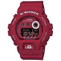 Relógio Casio G-shock Gd-6900ht-4dr - Garantia Casio Brasil