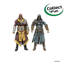 Assassins Creed 2-pack Ezio Brotherhood + Revelations Neca