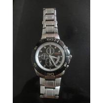 Relógio Citizen St Steel Chronograph Masculino Gn-4w-s