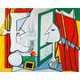 Poster P Quadro Pablo Picasso 90cmx112cm The Artist