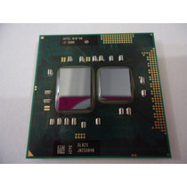 Processador Intel Core I3-380m Notebook Positivo Sim+ 6240