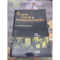 Livro Teoria Geral Da Administração. Apenas 20 Reais!