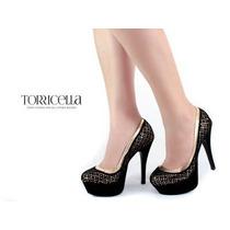 Sapato Boneca Meia Pata Torricella