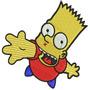 Os Simpsons - 72 Matrizes De Bordados Computadorizados