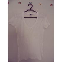 Blusa Feminina Branca Manguinhas Cód. 44