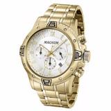 Relogio-Masculino-Magnum-Cronografo-Ma34405h-Dourado-Luxo