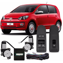 Kit Vidro Eletrico Volkswagen Up Kit 4pts Dianteira