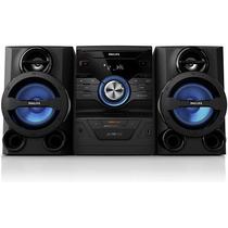 Mini System Hi-fi Philips Fwm210/78 120w Rms Cd Mp3 Usb