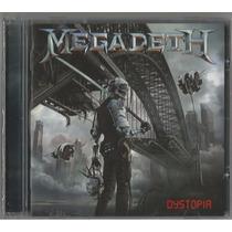 Megadeth - Dystopia (jan.2016)