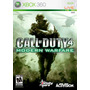 Call Of Duty 4 Modern Warfare Xbox 360 - Cod Mw1 Semi Novo