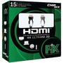 Cabo Hdmi X Hdmi 1.4 High Speed 15 Metros C/ Filtro 3d
