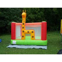 Pula Pula Inflável Girafa 3x3 Importado Castelinho
