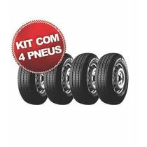 Kit Pneu Pirelli 205/70r15 Chrono 106r 4 Un - Sh Pneus