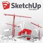 Sketchup Pro 2015 32 E 64 Bits + Vray - Envio Imediato