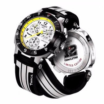 Relógio Tissot Branco T-race Moto Gp Original Excelente 12x