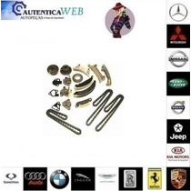 Kit Corrente Do Motor Completo Omega 3.6 V6 24v Captiva 3.6