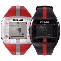 Frequencímetro Relógio Monitor Cardíaco Polar Ft7 + Nf