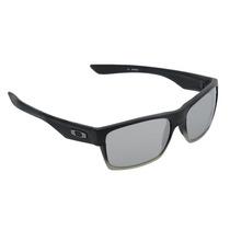 Óculos Masculino Oakley Twoface Machinist Matte Black Chrome