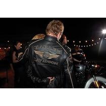 Jaqueta Couro Harley Davidson 110 Anos Ediçao Especial