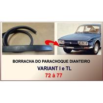 90 Cm De Borracha Parachoque Dianteiro Variant E Tl 72 À 77