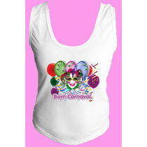 Camiseta Regata Nadador Carnaval Canarval Folia Frevo 03