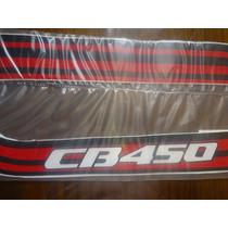 Adesivo Cb 450 Dx 88 Vermelha Completo Quali