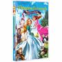 Dvd A Princesa Encantada A Fábula Da Família Real - Original