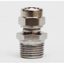Niples Roscados 12mm Dvr Inox Suspensão A Ar Dvr