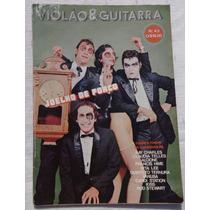 Revista Violão & Guitarra Nº 43: Joelho De Porco - 1978