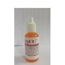 Reagente Solução Vermelho De Fenol - Para Verificar Ph