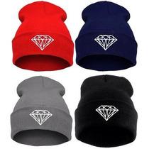 Touca Gorro Beanie Zac Diamante Diamond Obey Swag Bad Vogue
