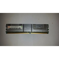 Memoria 1gb Ddr2 Pc2 5300f Servidor Dell Precision 690