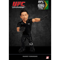 Boneco Ufc Mario Yamasaki - Edição Limitada Mundialmente
