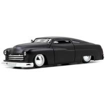 Mercury 1951 Kit Para Montar Jada Toys 1:24 Preto