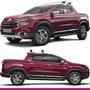Parafusos Anti-furto Para 4 Rodas Mcgard 27216 - Fiat Toro