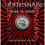 Whitesnake - Made In Japan Deluxe Ed [2cd+dvd] Frete Gratis