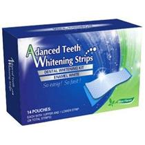 Clareador Dental Kit Fitas Branqueadora Whitestrips Dente
