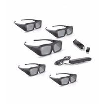 Kit 3d Philips Pta02 Ativo ( 5 Óculos+receptor+atualizaçãos)