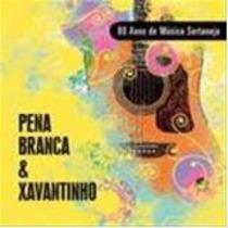Cd Lacrado Pena Branca & Xavantinho 80 Anos De Musica Sertan