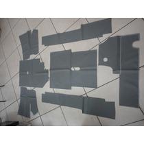 Forração De Assoalho Fusca (cinza)