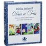 Bíblia Infantil Dia A Dia Ilustrada Para Crianças
