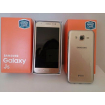 Celular Samsung Galaxy J5 Duos Dourado (importado)