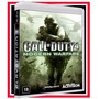 Game Call Of Duty 4 Modern Warfare Ps3 Cd Blu-ray Lacrado Br