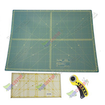 Base Corte 60x45 Régua 15x30 Cortador Manual Patchwork