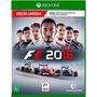 F1 2016 (mídia Física 100% Em Portugues) - Xbox One (novo) comprar usado  São José dos Campos