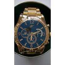 Relógio Masculino Em Aço Grande Barato Promoção